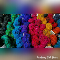 Mulberry Silk Yarns