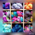 Silk Cloud Yarn (2Ply) - Sparkle & Matt - prices from